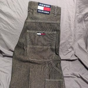 Tommy Hilfiger Carpenter Shorts (Rare Find)